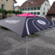 progra - Sonnenschirme für Werbung und Gastronomie