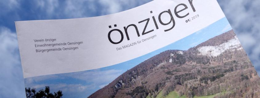 progra - Önziger Magazin