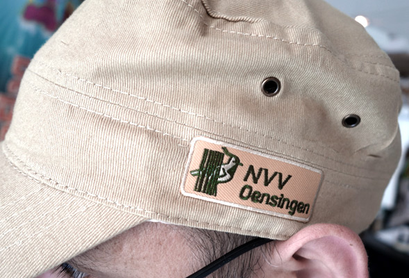 progra - Cap mit Stickerei aus Oensingen