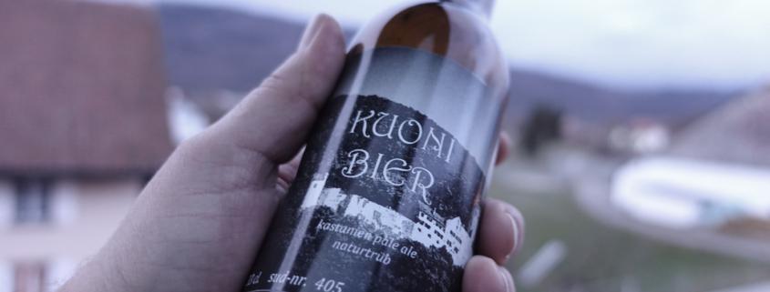 Kuoni Bier Oensingen Schloss Neu Bechburg