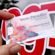 Visitenkarten Druck Oensingen Druckerei