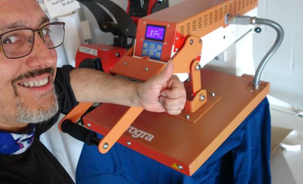 progra - In Oensingen Ihr Textildrucker