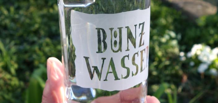 Bedruckte Gläser aus Oensingen