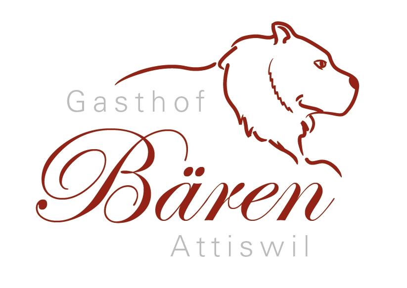 Bären Attiswil Logo Grafiker Oensingen
