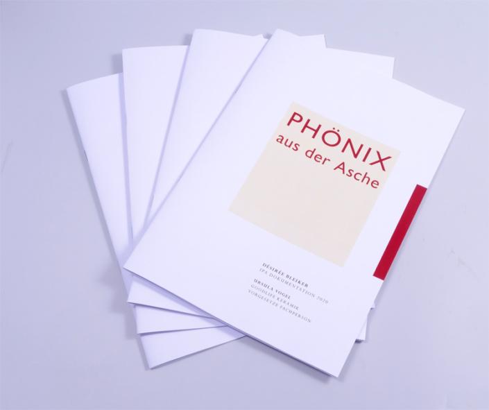 Wir drucken Ihre Diplomarbeit - progra Ihr Drucker in Oensingen