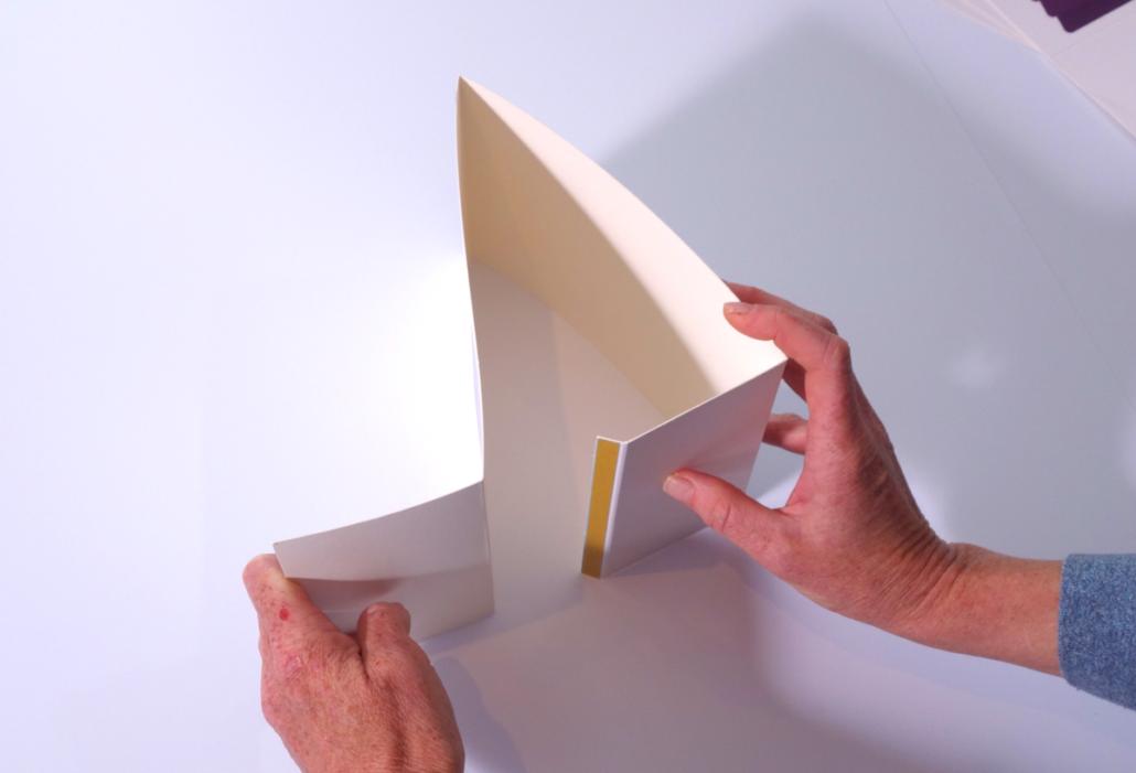 POS Karton-Steller-Display mit Druck