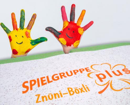 Spielgruppe Plus Oensingen - Druck von Znüni-Böxli