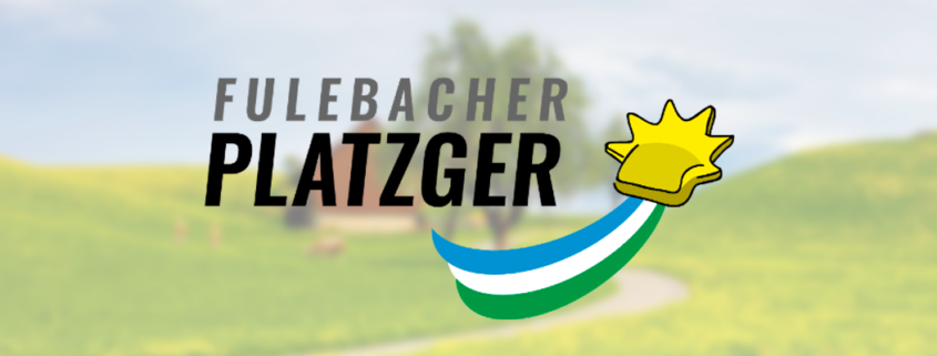 Fulebacher Platzger Logo-Gestaltung