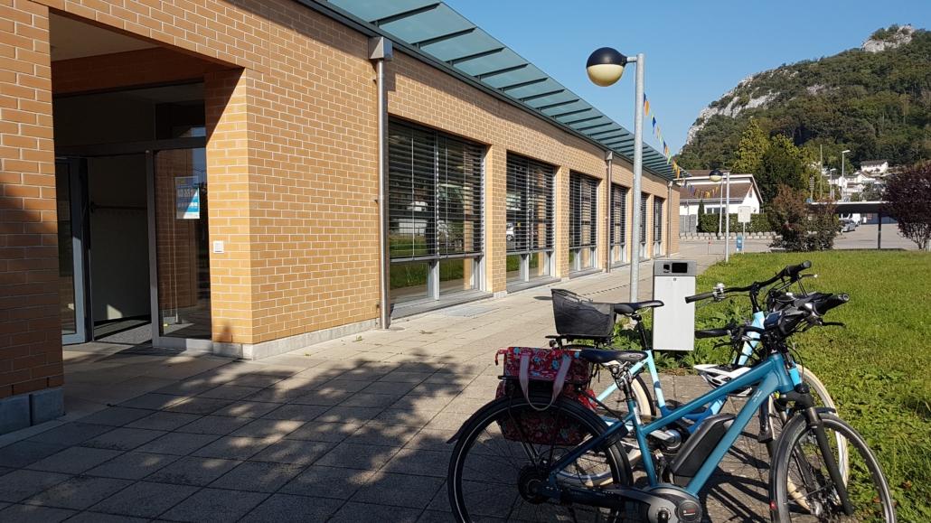 Bibliothek Oensingen