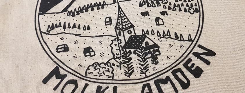 Bedruckte Baumwolltaschen aus Oensingen von der progra