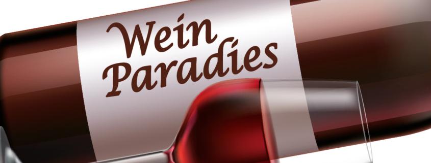 Werbetafel Werbeschild in Form einer Weinflasche - progra-Druck