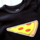 Shirt und Body für Vater und Baby mit Pizza Motiv bedruckt