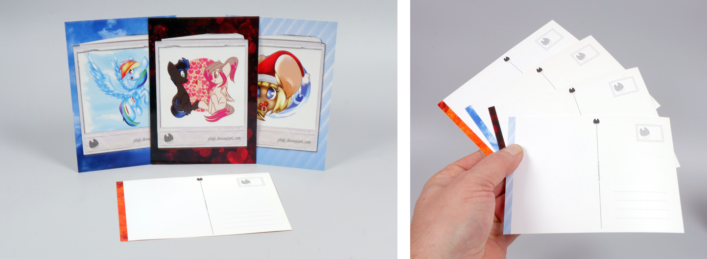 Postkarten von progra Druck