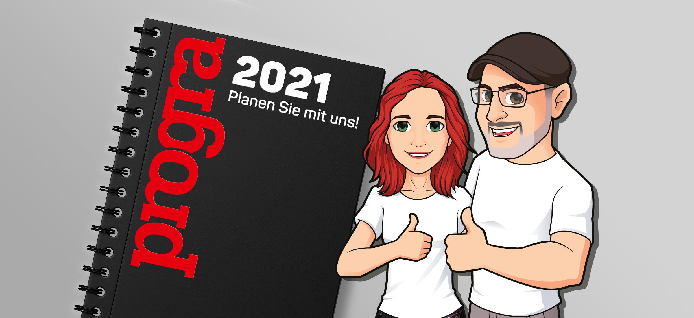 progra - 2021 kann kommen