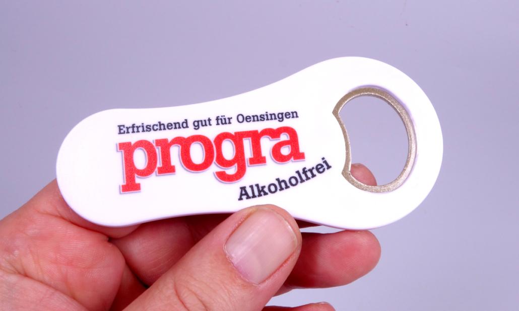 progra - Oensingen für Ihre Werbeartikel mit Druck