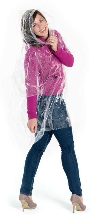 Regenschutz Poncho Pellerine