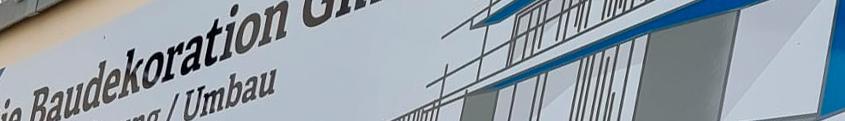 Firmentafel folienbeschriftet aus Oensingen - progra Beschriftung